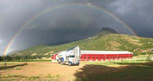 Agri-Trans-Truck-Rainbow